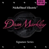 Dean Markley-Signature Series Nickel Steel Electric 10/46