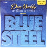 Dean Markley Blue Steel- cryogenic activated acoustic 12-54