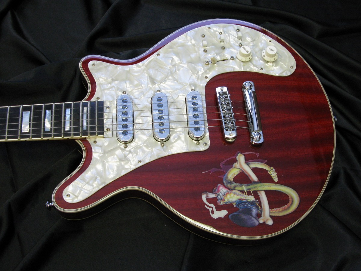 Brian May red special (copy)
