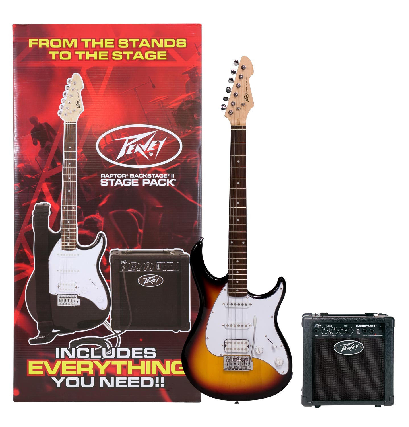 PEAVEY Stage Pack