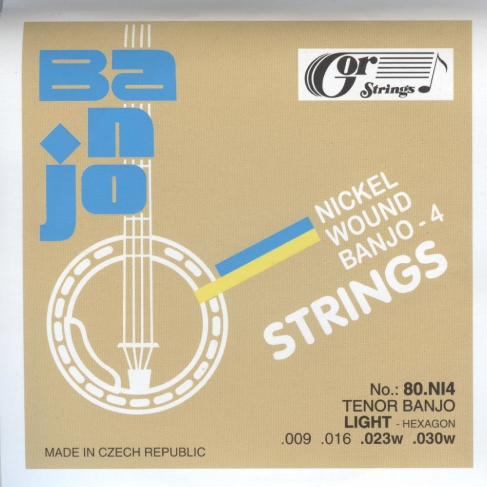 Gorstrings 80.NI4 – Light (.009 - .030)