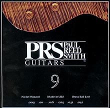 PRS Nickel Wound  9  (9-42)