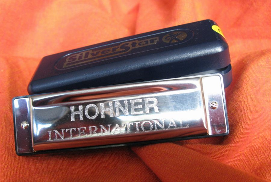 HOHNER Silver Star F-major