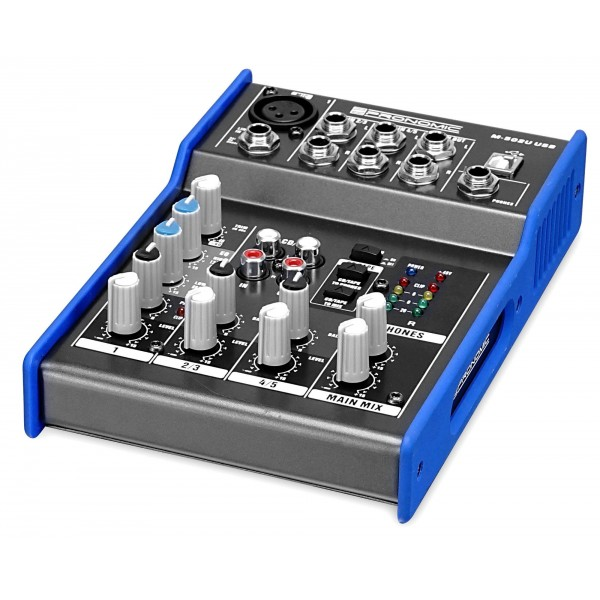 Pronomic M-502U USB Mix