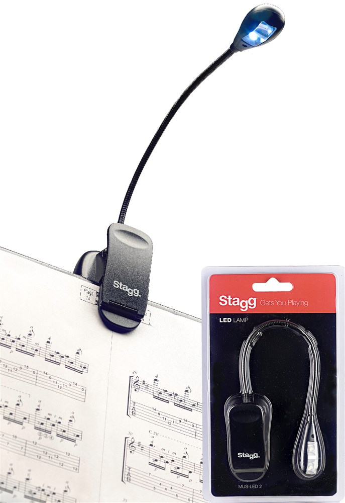 Stagg MUS-LED 2