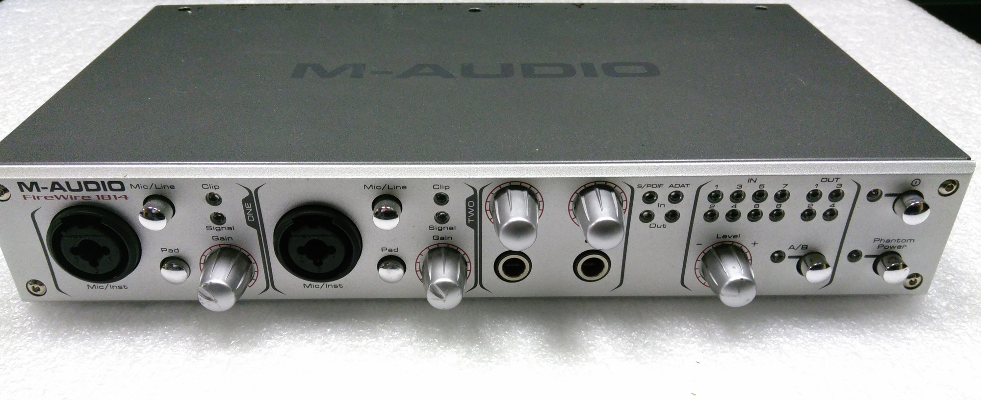 M-Audio  FireWire 1814