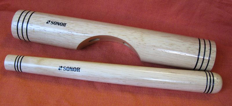 Global Series By SONOR-Claves