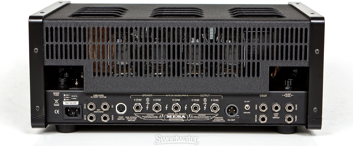 Mesa Boogie Strategy