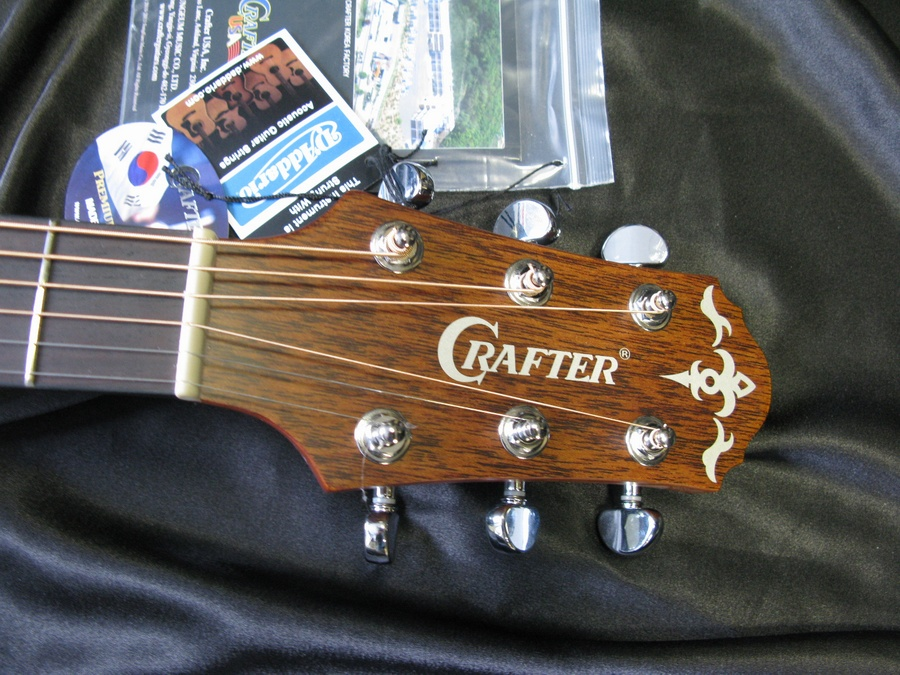 CRAFTER Lite-D SP/VTG