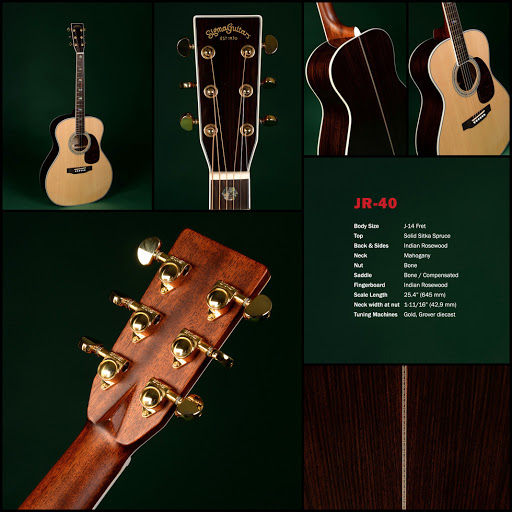 Sigma Guitars JR-40