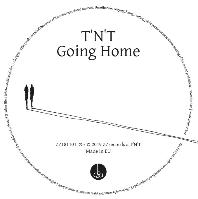 T'N'T - Going Home (CD)