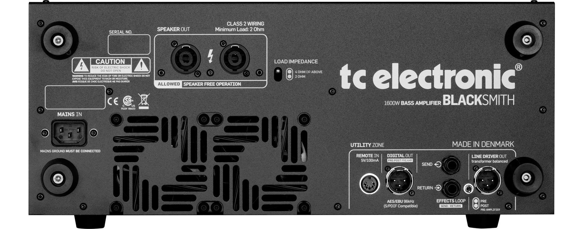 TC Electronic Black Smith