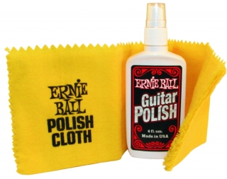 Ernie Ball 4222  Guitar Polish