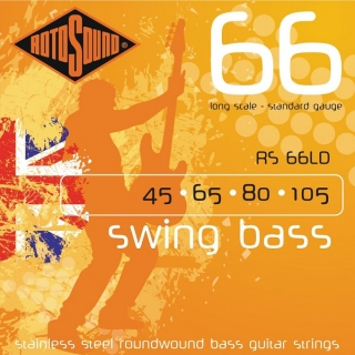 Rotosound Swing Bass RS 66LD