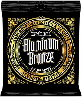 ERNIE BALL 2570 Aluminium Bronze Light - .010 - .050