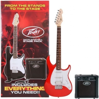 PEAVEY Stage Pack RED