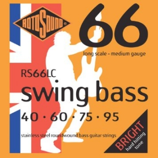 Rotosound Swing Bass RS 66LC