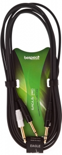 BESPECO EAYS2J500 Noiseless pro audio kabel
