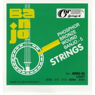 Gorstrings 9BB5 – 92 (.0095 - .020)