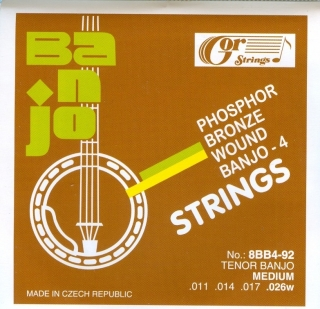 Gorstrings 8BB4 – 92 Medium (.011 - .026)