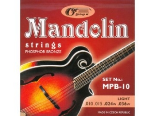Gorstrings MPB-10 Light (.010 - .036)