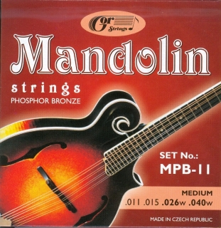 Gorstrings MPB-11 Medium (.011 - .040)