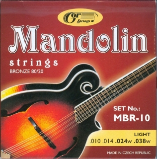 Gorstrings MBR-10 Light (.010 - .038)