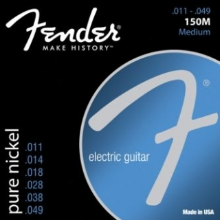 FENDER 150M Pure Nickel - .011 - .049