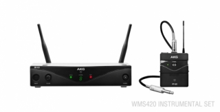 AKG WMS420 Wireless Instrumental Set U1 (606.100-613.700 MHz)