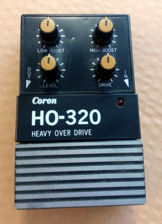 Coron HO-320 Heavy over drive