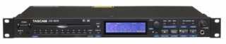 TASCAM CD-500B CD player MP3/WAV