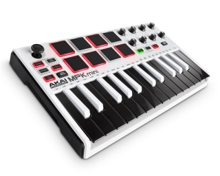 AKAI MPK2 mini White ltd.edition