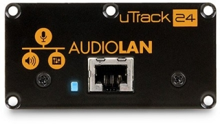 CYMATIC AUDIO Audio LAN Option Card for uTrack24