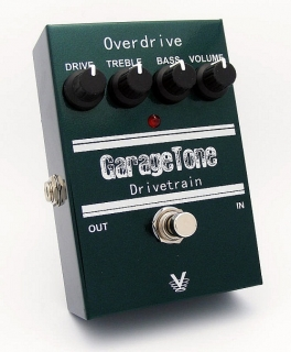 Visual Sound Garage Tone -  Drivetrain Overdrive