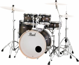 PEARL DMP925F Decade Maple - Satin Black Burst