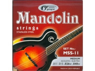 Gorstrings MSS-11 Medium (.011 - .040)