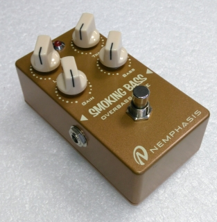 NEMPHASIS Smoking Bass Overdrive