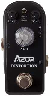 CALINE AP-302 Distortion