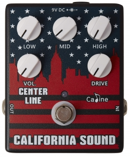 CALINE CP-29 White Heat