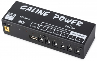 CALINE CP-06+ Pedal Power
