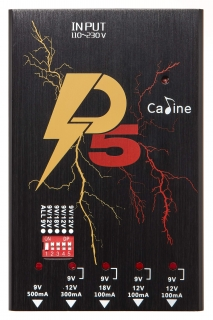 "CALINE P5 ""Pedal Power"""