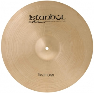 "ISTANBUL MEHMET 17"" Traditional Paper thin crash"