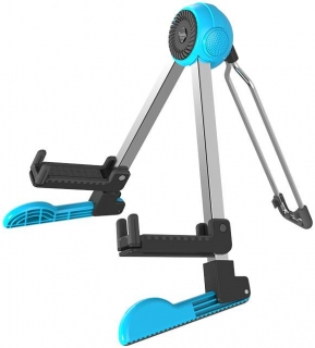 GUITTO GGS-03 Robot Guitar Stand Blue