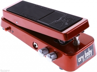 Dunlop Slash Wah/distortion  pedál