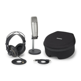 Samson C01U Pro Podcasting/Recording Pack