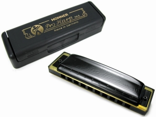 "Hohner Pro Harp - ""A"" MS-SERIES"
